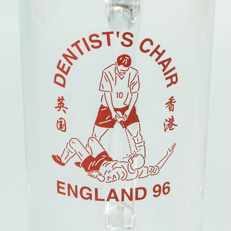 """DENTIST'S CHAIR"" BEER MUG"