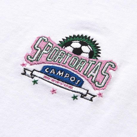 SPORTORTAS CAMPOS  TEE / WHT