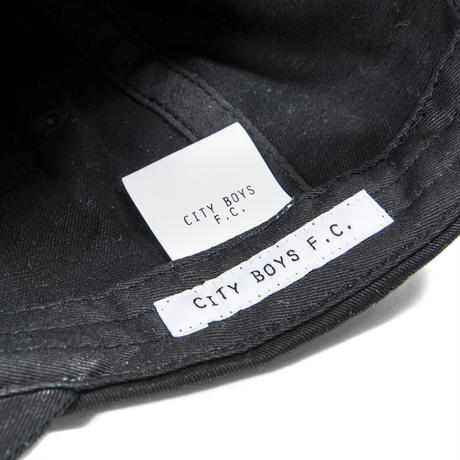 CITY BOYS FC x TIÉMOUÉ BAKAYOKO CAP / BLACK
