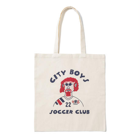 """RED MENACE"" TOTE BAG"