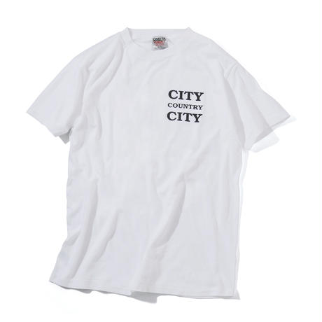 CITY COUNTRY CITY T-SHIRT