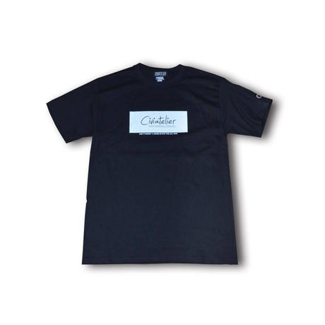 Civiatelier Champion BOX LOGO TEEシヴィアトリエ