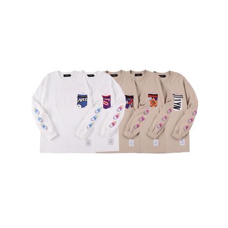 Vintage Jersey Remake Long Sleeve T-shirts