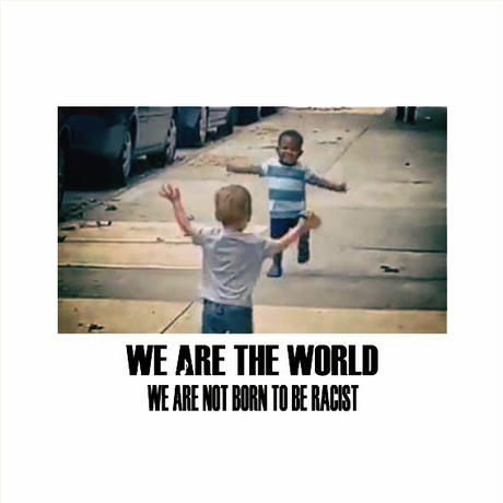 Civiatelier  BLM WE ARE THE WORLD  T-shirts (Black Lives Matter)