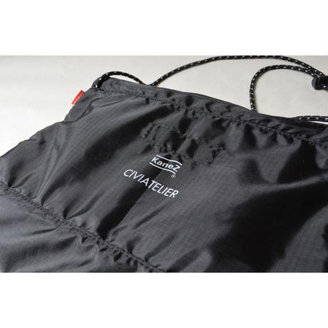 LIMITED EDITION NUMBER 001~060 Kanez Tokyo × Civiatelier Vintage Jersey Remake Sakosh サコッシュ