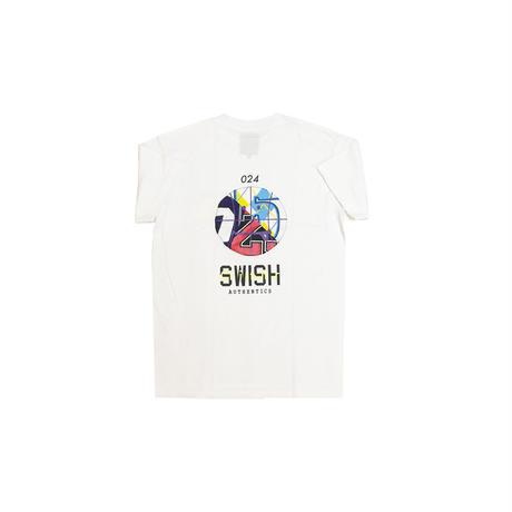 SWISH Authentics×Civiatelier Remade jersey T-shirts #024 M (Limited 40pcs)