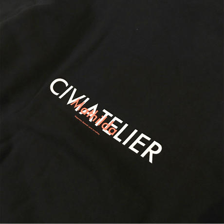 "(Restock) Limited Edition ""Civiatelier Happiness Mathilda"" Hoodie 数量限定"