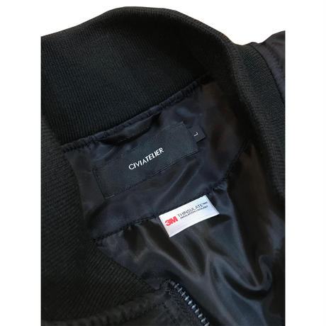 Civiatelier Originals Weight saving MA-1 JACKET