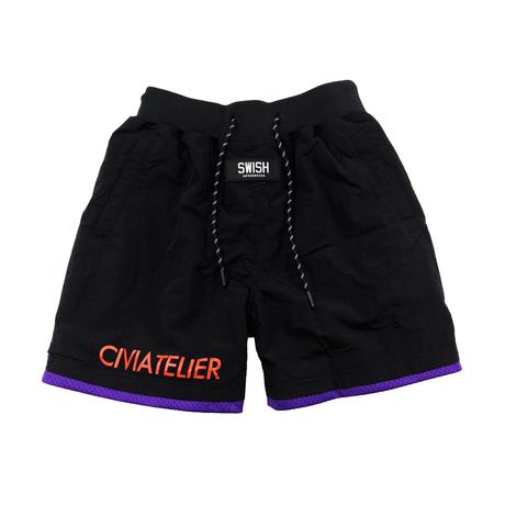 SWISH Authentics×Civiatelier Dual Layer Nylon Shorts (Limited 50pcs)