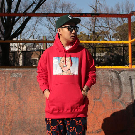 "Limited Edition Civiatelier Exclusive ""W NYC Model"" Candy Hoodie"