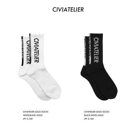 Civiatelier Logo Socks