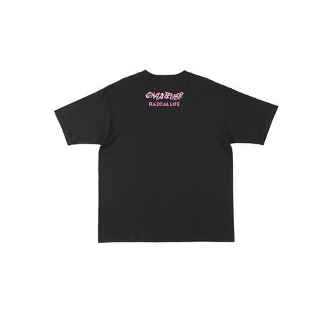 Razcallife x Civiatelier THE FUTURE IS DIFFERENT T-shirts