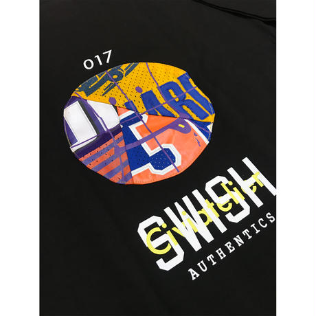 SWISH Authentics×Civiatelier Remade jersey T-shirts #017 XL (Limited 40pcs)