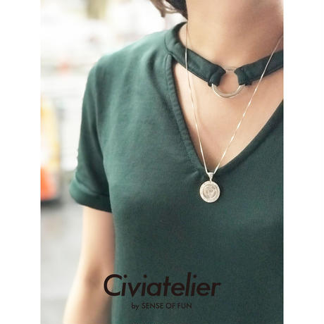 Civiatelier Original SILVER 925 Necklace シルバー ネックレス