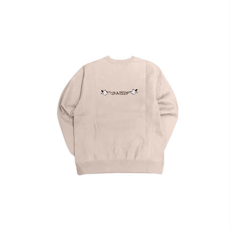 Civiatelier Hand Logo Premium Heavyweight Crew neck Sweat