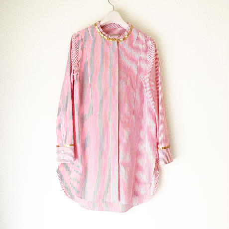 BOUTIQUE  cotton x metal shirts  TG-2700