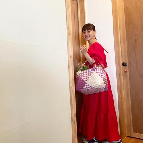 青山有紀さんx BOUTIQUE   TA-RW-03 (bag付)   RED