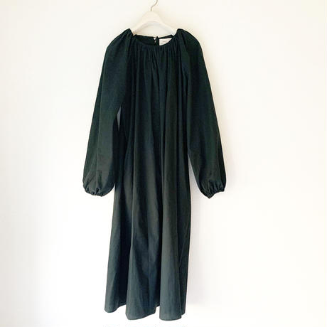 【BOUTIQUE】  cotton volume dress  TE-3602