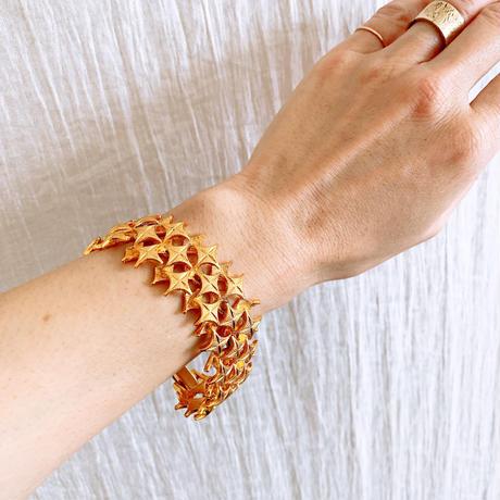 【VINTAGE 】gold bracelet  (dead stock) 🇫🇷