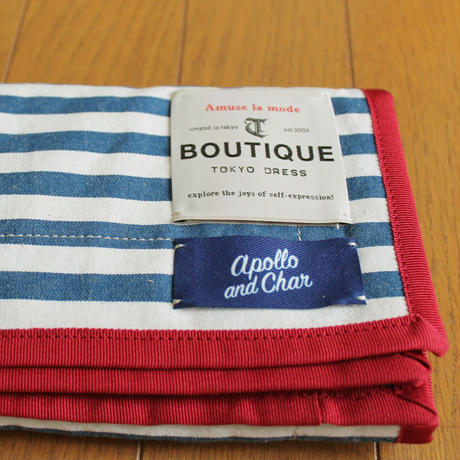 BOUTIQUE x Apollo&Char  petti blanket  TDAC-3200