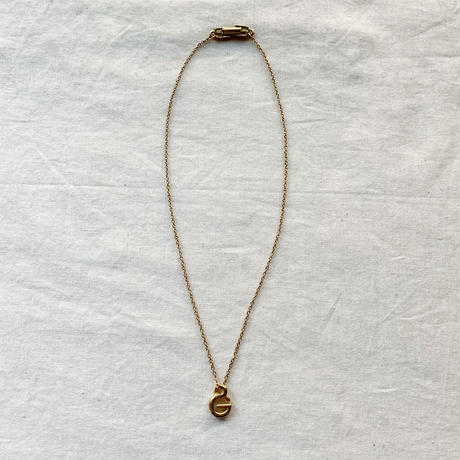 【VINTAGE 】GIVENCHY charm necklace