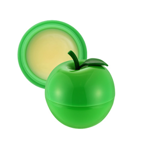 【TONYMOLY 】ミニグリーンアップルリップバームSPF15/PA+7.2g Mini Green Apple Lip Balm SPF15/PA+7.2g
