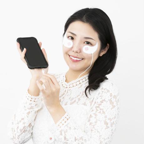 韓国初目元スキンケアLEDマジックアイパッチ