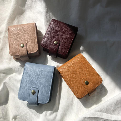 real leather multi case