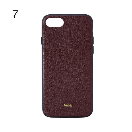 【3月10日発送予定】alran chevre sully leather case