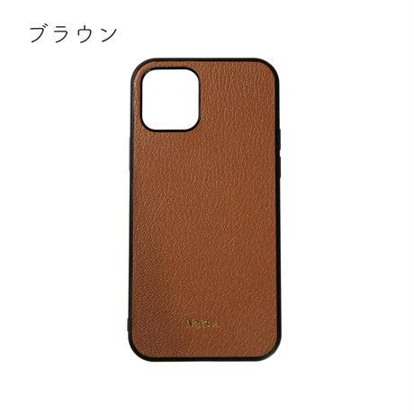【10月8日発送予定】alran chevre sully leather iPhone case【カラー⑴】