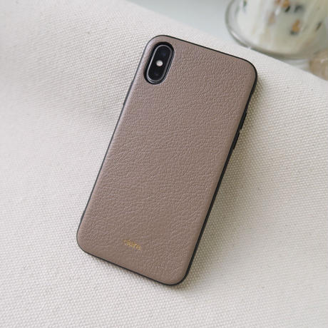 【9月4日発送予定】-New color- alran chevre sully leather case