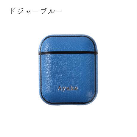 【8月9日発送予定】alran chevre sully leather airpods case【カラー⑵】