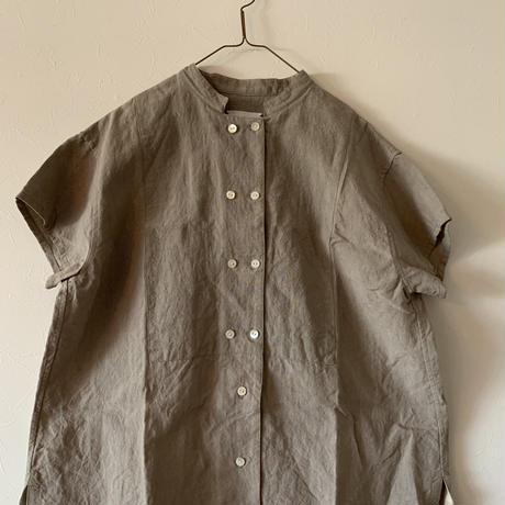 洋ふく屋めがね「夏のコックシャツ」grage