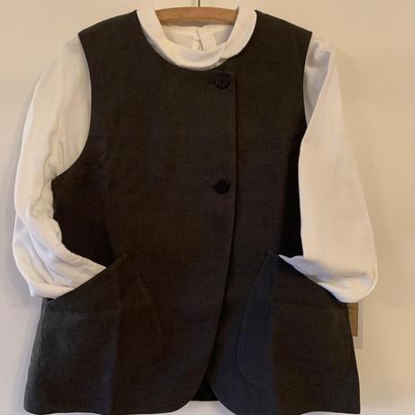 めがね「vest」ink black