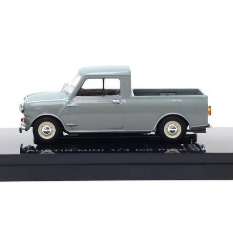 エブロ 1/43 オースチン ミニ 1/4トン ピックアップ 1961 グレー (44565)