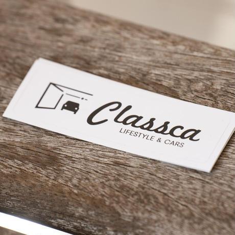 Classca ステッカー 3点セット(送料無料)