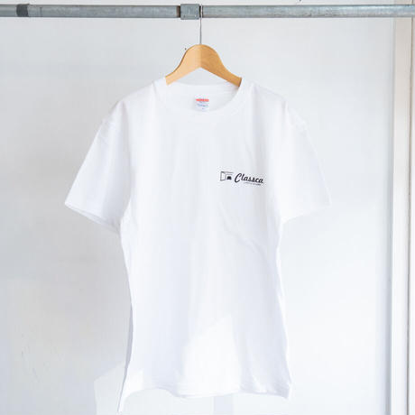 Classca 半袖Tシャツ(ブラック / ホワイト)
