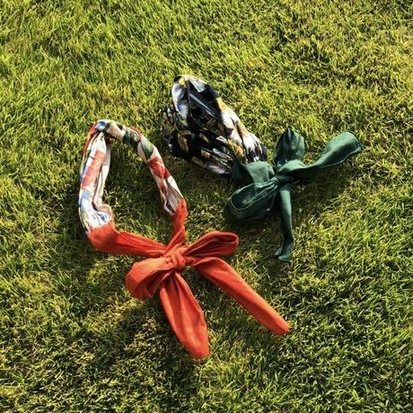 2way Ribbon hairband
