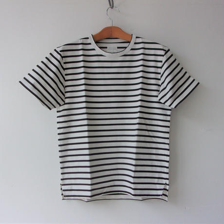 【SALE】21 High Summer CURLY&co  CURLY(カーリー) AZTEC S/S BORDER TEE/ボーダー Tシャツ
