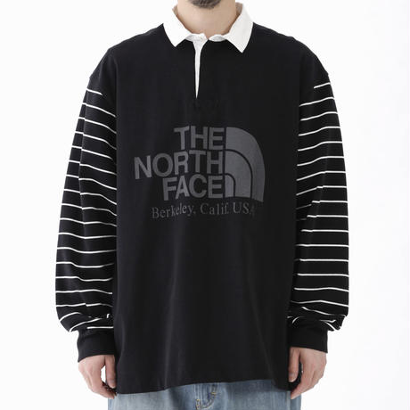【30%OFF】2019F/W The North Face Purple Label Rugby Shirt /NT3954N /パープルレーベル ラガーシャツ