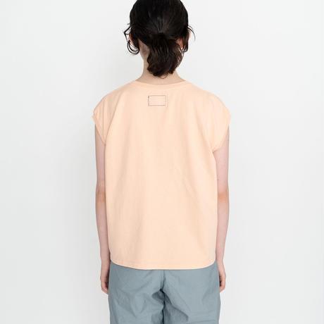 2021SS. THE NORTH FACE PURPLE LABEL 7oz N/S Pocket Tee/NTW3114N /ザノースフェイスパープルレーベル ノースリーブ Tシャツ