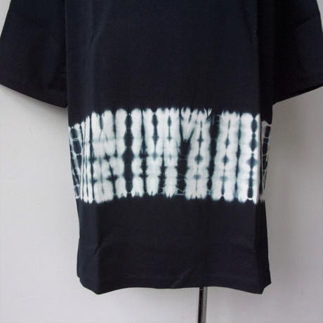 【SALE】21 High Summer CURLY&co  CURLY(カーリー)  NOMADIC S/S TEEー212-04053/カーリー 絞り染めTシャツ