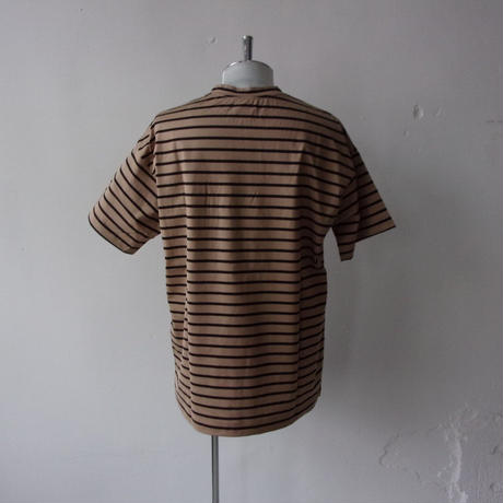 【SALE】2021-SPRING-SUMMER *AVontade(*ア ボンタージ) Border T-Shirt S/S-VTD-0546-CS-P/ボーダーTシャツ
