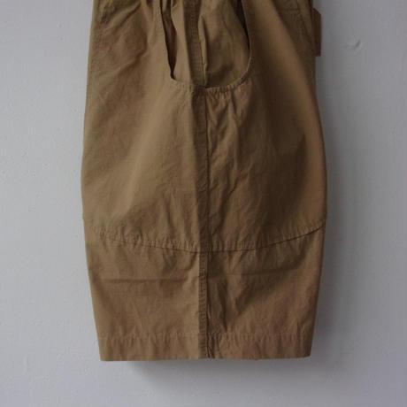 【SALE】2021SS. GOLD(ゴールド) Cotton/Nylon RipStop WIDE POCKET SHORTS/GL51980/ワイド ポケット ショーツ
