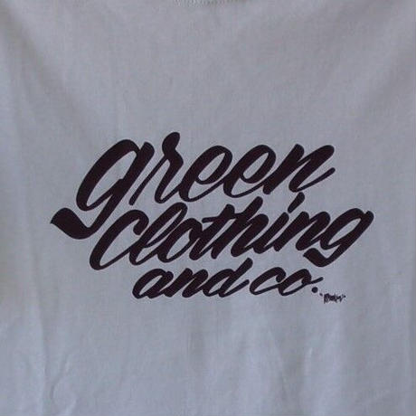 2021 High Summer GreenClothing SIGN(シェイキン) TOUR(DKC) Tee /T-SHIRTS/グリーンクロージング Tシャツ