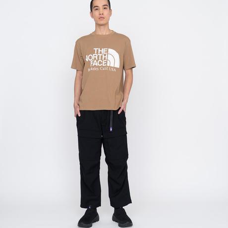 2021FW. THE NORTH FACE PURPLE LABEL H/S Logo Tee/NT3108N/パープルレーベル ロゴ Tシャツ