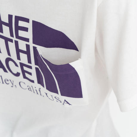 2021SS. THE NORTH FACE PURPLE LABEL H/S Logo Tee/NT3108N/パープルレーベル ロゴ Tシャツ