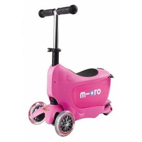 m-cro(マイクロスクーター) ミニトゥーゴー Mini2Go チェリーピンク