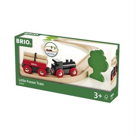 BRIO(ブリオ) 小さな森の基本レールセット
