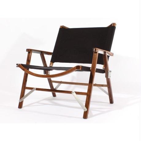 Kermit Wide Chair WALNUT -BLACK-(カーミットワイドチェア ウォールナット ブラック)